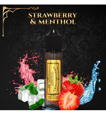 Strawberry & Menthol